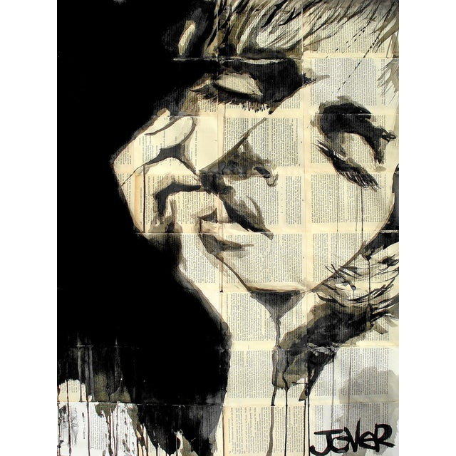Loui Jover Print - Dreaming the Same Dream - Image 2 of 2