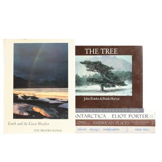 Landscape & Life in Photographs, S/6 For Sale