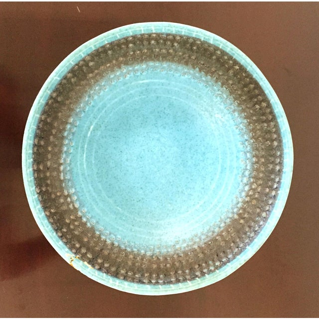 Raymor Vintage Italian Raymor Bitossi Pottery Bowl For Sale - Image 4 of 6