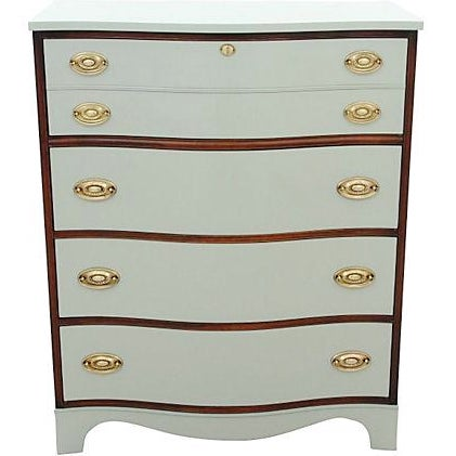 Bassett Federal-Style Chest of Drawers - Image 1 of 7
