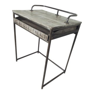 Vintage Modern Style Hostess Stand For Sale