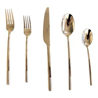 Villeroy & Boch Ella Satin Cutlery Set - 40 Pieces For Sale
