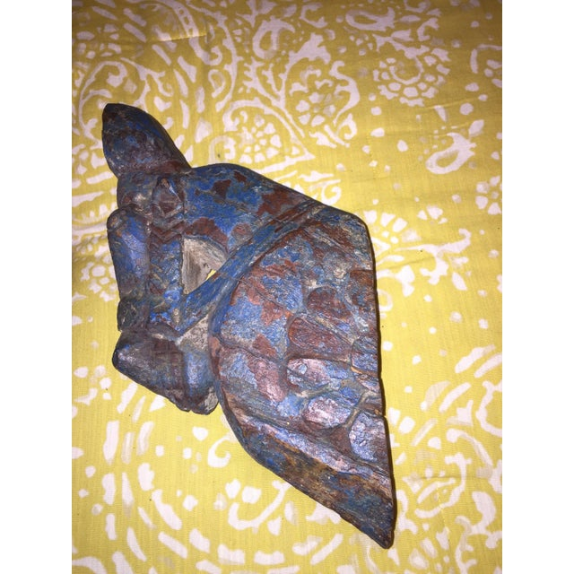 18th Century Rajput Horse Heads - a Pair - Image 9 of 11