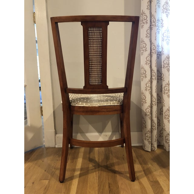 Mid-Century Modern Mid Century Rock Maple Side Chair by R Way For Sale - Image 3 of 8