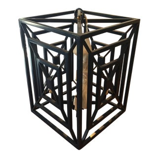 Stray Dog Designs Modern Geometric Jay Chandelier For Sale