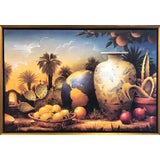 Image of Fruit Still Life Painting For Sale
