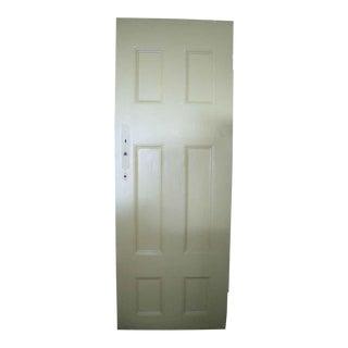 Recessed Panel Pine Door