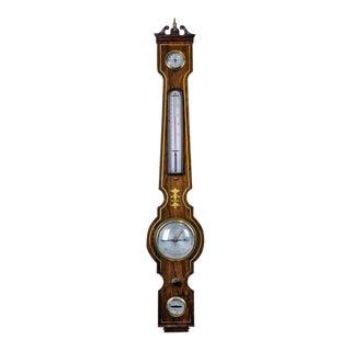 19th-Century Mercury Barometer For Sale