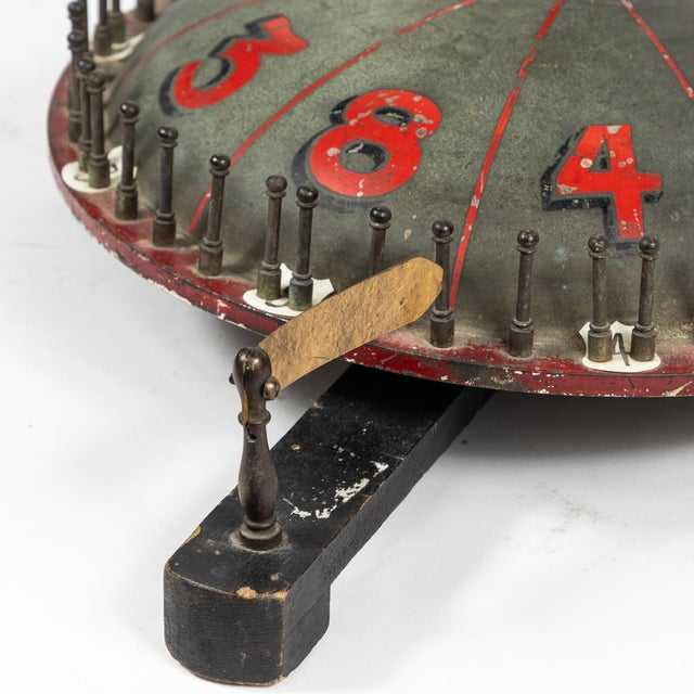 Victorian Roulette Game For Sale - Image 4 of 12
