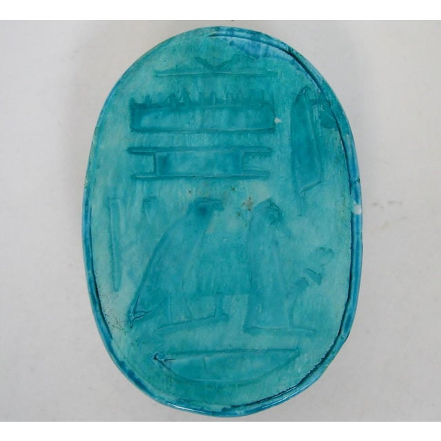 Ceramic Scarab Stamp - Image 8 of 8
