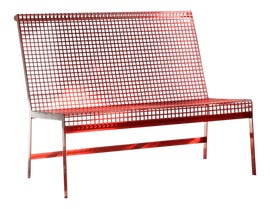 Image of Newly Made Benches