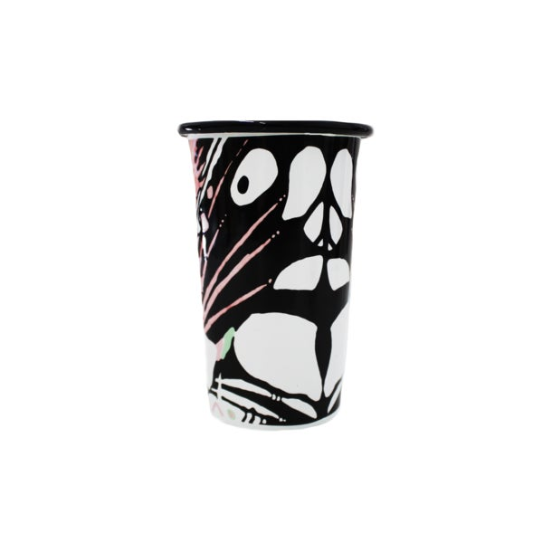 Contemporary The Harlequin Handmade Tumblers Set of 6 For Sale - Image 3 of 5