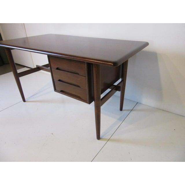 Mid-Century Modern Danish Mid-Century Desk For Sale - Image 3 of 10