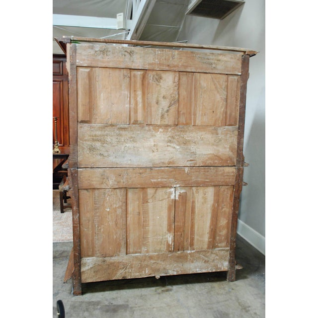 18th c. French Mulberry Cabinet For Sale In Los Angeles - Image 6 of 6