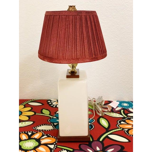 2010s Ralph Lauren Desk Lamp For Sale - Image 5 of 7