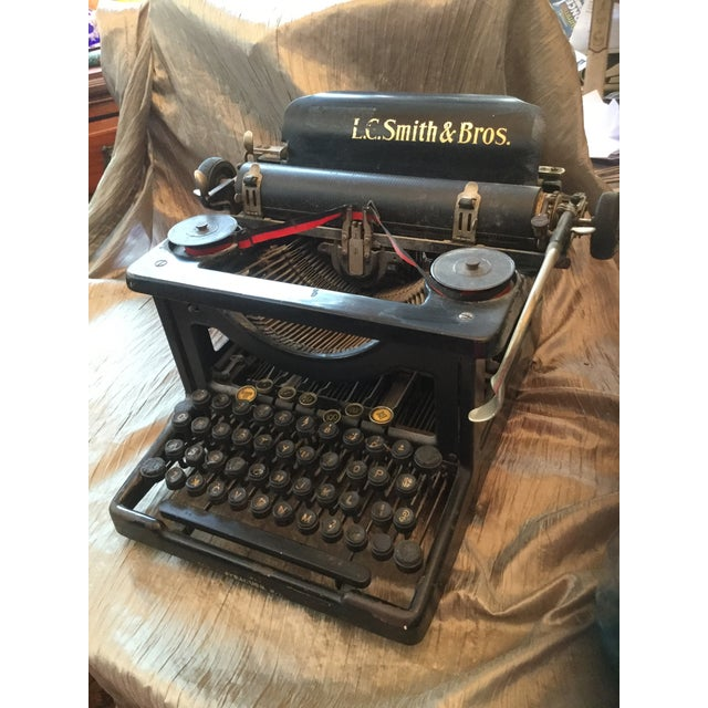 Antique Smith Brothers Typewriter For Sale In Atlanta - Image 6 of 6
