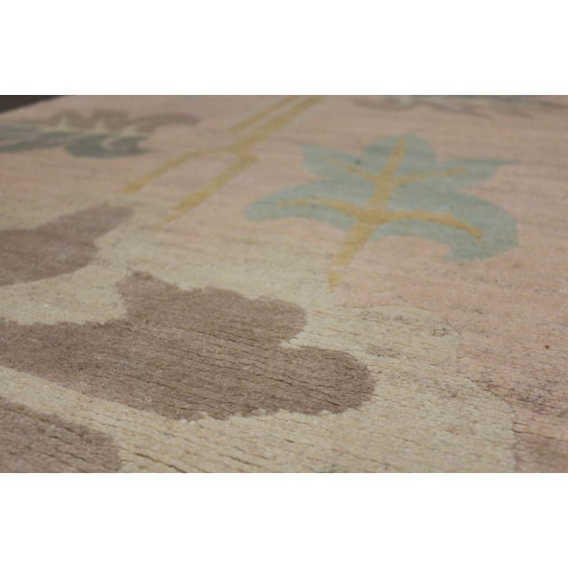Serene Geometric Runner Rug - 3' X 11' - Image 4 of 6