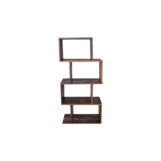 Evon Wooden Bookcase