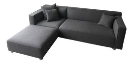 Image of Newly Made Gray Sectionals