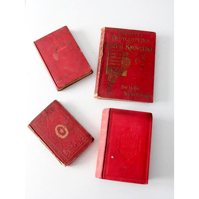 Victorian Book Collection Set of 4 - Image 3 of 11