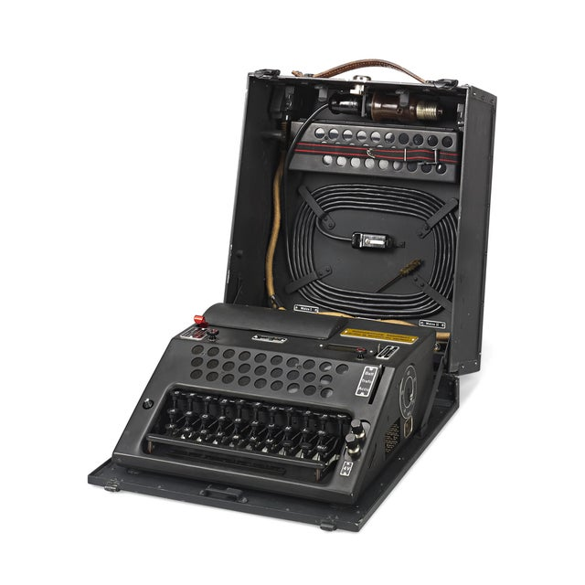 Swiss Nema Cipher Machine For Sale In New Orleans - Image 6 of 6