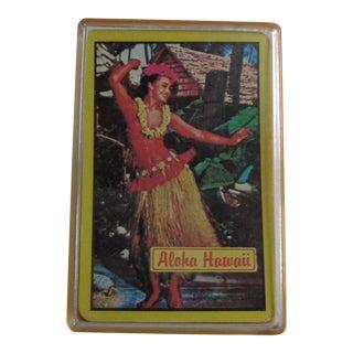 1970s Aloha Hawaii Playing Cards