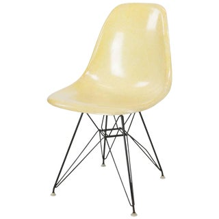 Dsr Eiffel Base Side Chair by Charles and Ray Eames for Herman Miller For Sale