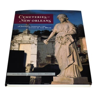 """Cemeteries of New Orleans"" Book For Sale"