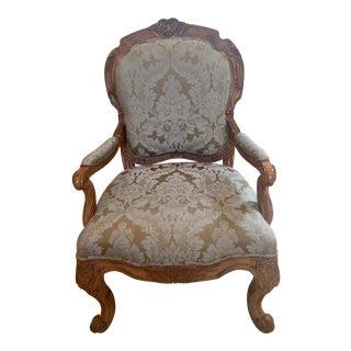Ferguson Copeland Louis XV Style Triomphe Arm Chair