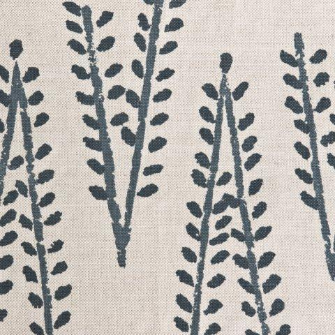 Custom Upholstered Lee Ottoman - Image 6 of 6