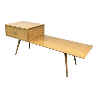 1950s Mid-Century Modern Paul McCobb Planner Group Bench For Sale