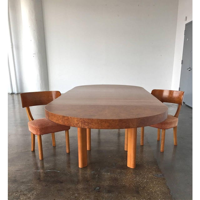 Brown Extendable Dining Table by Axel Einar Hjorth, 1930s For Sale - Image 8 of 9