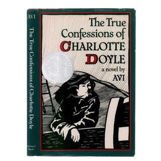 """1990 """"The True Confessions of Charlotte Doyle"""" Collectible Book For Sale"""