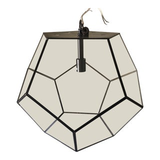 Arteriors Home Hex Ceiling Lamp For Sale