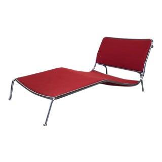 1990s Vintage Piero Lissoni Living Divani 'Frog' Lounge Chair For Sale