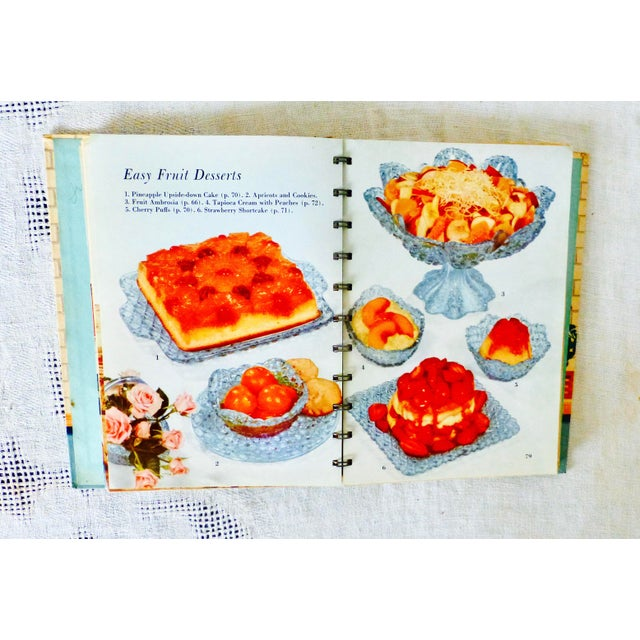 Vintage Betty Crocker Cookbooks - Set of 3 For Sale - Image 10 of 11