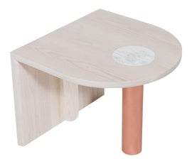 Image of White Side Tables