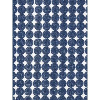 Scalamandre Labriz, Marine Fabric For Sale