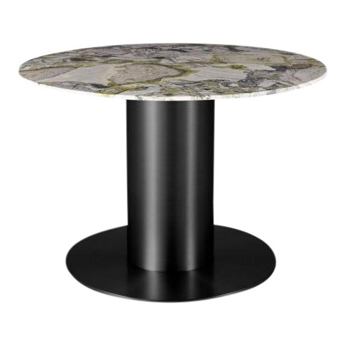 Tom Dixon Primavera Table 1100mm withTube Black Base For Sale