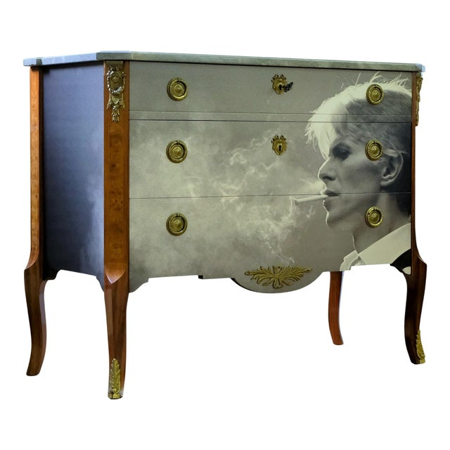 Antique Louis XV Chest For Sale - Image 4 of 5