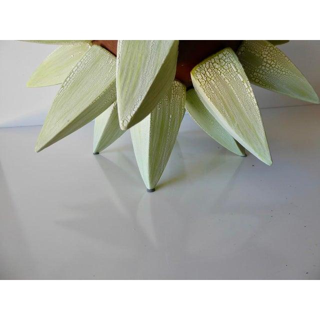 "Ceramic A ""Stellar"" Stoneware Sculpture by Contemporary American Artist Titia Estes For Sale - Image 7 of 11"