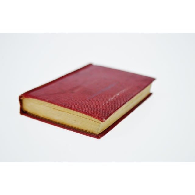 1800's Daily Food for Christians Daily Devotional Book - Image 9 of 10
