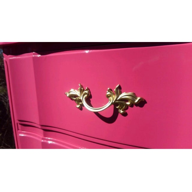 Henry Link Professionally Lacquered Henry Link Lingerie Chest For Sale - Image 4 of 5