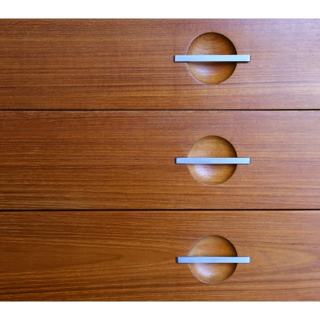 Hans Wegner Chests - Set of 3 For Sale - Image 10 of 13