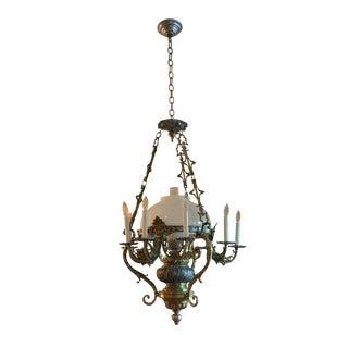 19th Century Italian Chandelier For Sale