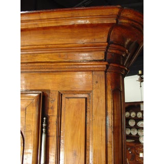 Imposing 18th Century Fruitwood Bonnetiere From France Preview