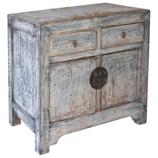 1920s Asian Antique Beijing Gray Chest Preview