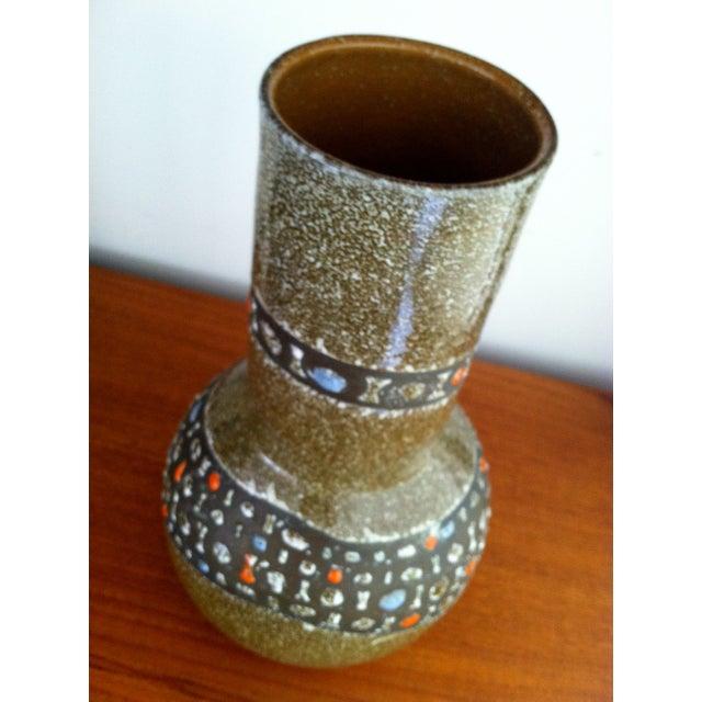 Mid-Century Modern Italian Vase - Image 3 of 4