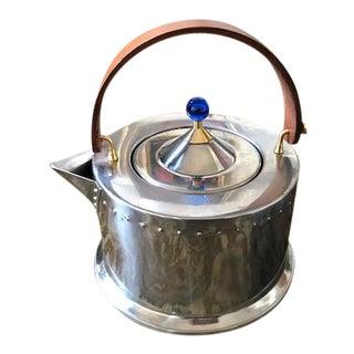 Bodum Ottoni Tea Kettle/Pot by C. Jørgensen For Sale