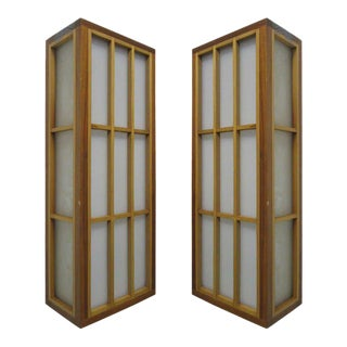 Pair of Lightolier Sconces